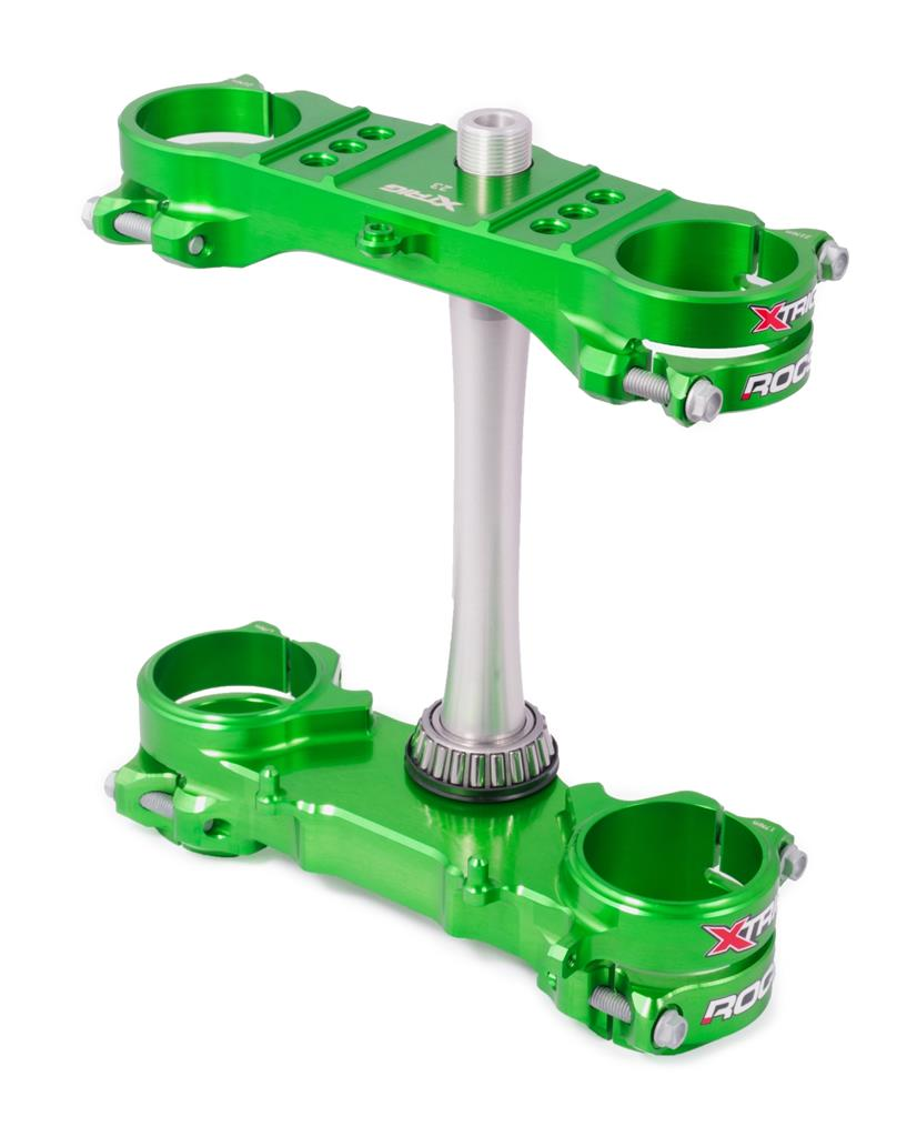 Triple Clamp ROCS 'TECH' KX250F 13-/KX450F 13-18