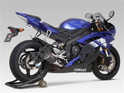 EEC SLIP-ON R-11 YZF-R6 Single Exit (SS)