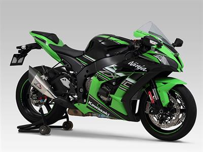 EEC Slip-On R-11Sq ZX-10R 17 (SSF)