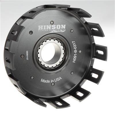 Hinson/Clutch/Components BP054 Backing Plate Kit with Screws